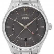 Oris Artelier Pointer Day Date new 2021 Automatic Watch with original box and original papers 01 755 7742 4053-07 8 21 88