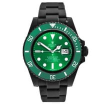 Rolex Submariner Date Steel 40mm Green