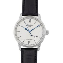 Glashütte Original 1-36-03-01-02-30 Steel 2020 Senator Excellence 40mm new
