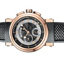 Breguet Marine Rose gold 42mm Black Roman numerals United States of America, Florida, Aventura