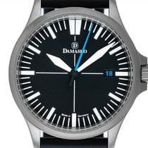Damasko Steel 39mm Automatic DS30 new