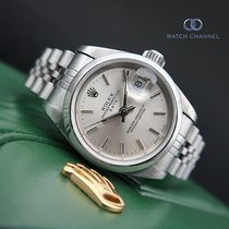 Rolex Oyster Perpetual Lady Date Steel 26mm Silver South Africa, Johannesburg
