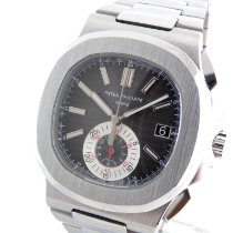 Patek Philippe Nautilus Steel 41mm Black