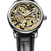 Maurice Lacroix Masterpiece Squelette MP7208-SS001-001 2013 new