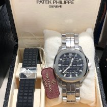 Patek Philippe Aquanaut Steel Black