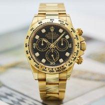 Rolex Daytona 116508 Very good Yellow gold 40mm Automatic