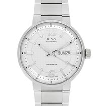 Mido Great Wall Steel 42mm Silver United States of America, New Jersey, Cresskill
