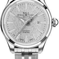 Ball Trainmaster Eternity neu 2021 Automatik Uhr mit Original-Box und Original-Papieren NL2080D-SJ-SL