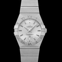 Omega Constellation Quartz new Quartz Watch with original box and original papers 123.10.27.60.02.001