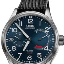 Oris Big Crown ProPilot Calibre 111 Stahl