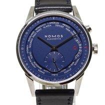 NOMOS Zürich Weltzeit new 2020 Automatic Watch with original box and original papers 807