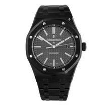 Audemars Piguet Royal Oak Selfwinding Stahl 41mm Grau