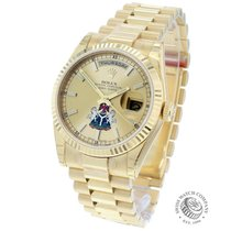 Rolex Day-Date 36 new 2014 Automatic Watch with original box and original papers 118238