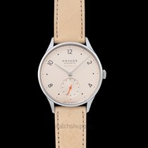 NOMOS Minimatik Steel 35.5mm Champagne United States of America, California, San Mateo