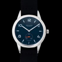 NOMOS Club Automat Datum new 2020 Automatic Watch with original box and original papers 776