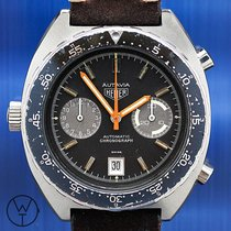 Heuer Steel 42.5mm Automatic 11630 pre-owned