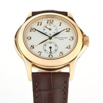 Patek Philippe Travel Time Roségold 37mm
