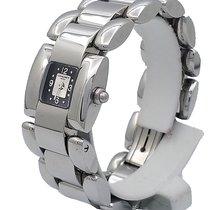 Chaumet new Quartz 20mm Steel Sapphire crystal