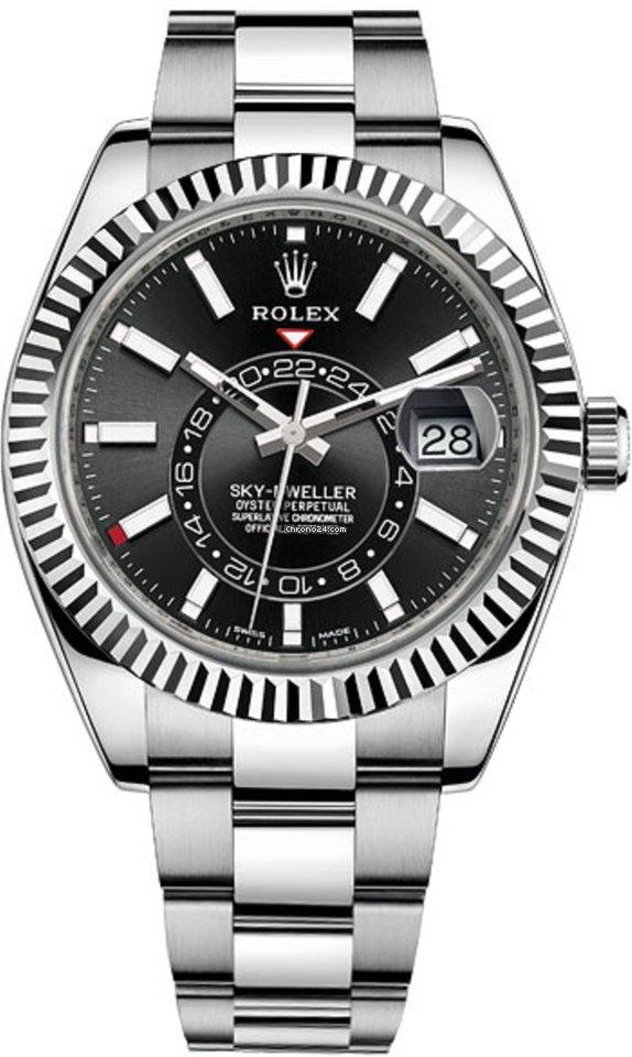Rolex Sky-Dweller 326934 new