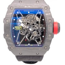 Richard Mille RM 035 RM035-01 Very good Carbon 49.94mm Manual winding