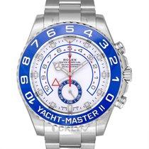勞力士 Yacht-Master II 鋼 44mm 白色 香港, Tsim Sha Tsui