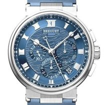 Breguet Marine 5527BB/Y2/5WV New White gold Automatic