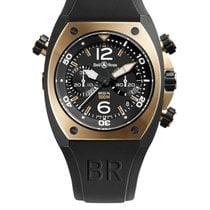 Bell & Ross BR 02 Steel 44mm Black Arabic numerals