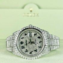 Rolex 126300 Acero 2020 Datejust 41mm usados