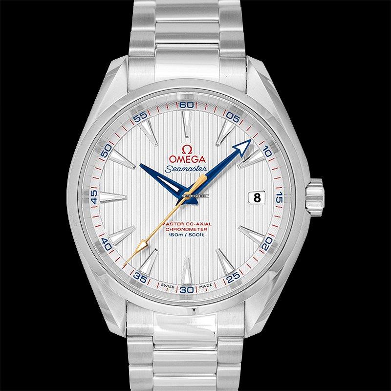 Omega Seamaster Aqua Terra 231.10.42.21.02.004 2021 new