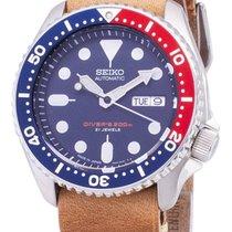 Seiko Prospex Acero 42mm Azul