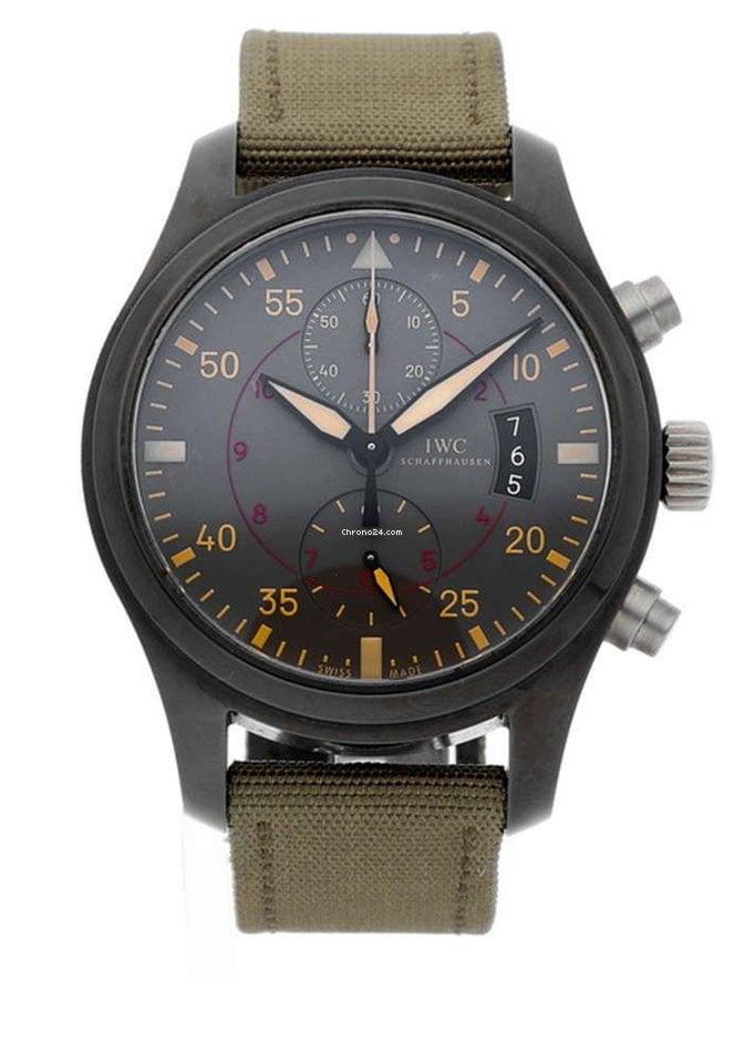 IWC Pilot Chronograph Top Gun Miramar IW388002 nieuw