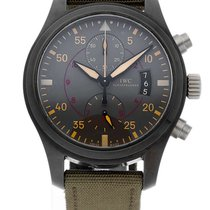 IWC Pilot Chronograph Top Gun Miramar Ceramika 46mm Arabskie