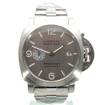 Panerai Luminor Marina neu 2020 Automatik Uhr mit Original-Box und Original-Papieren PAM00978 / PAM978