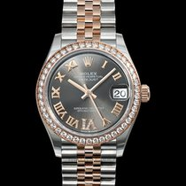 Rolex Lady-Datejust Steel 31mm Black United States of America, California, San Mateo