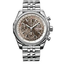 Breitling Bentley GT new 2010 Manual winding Chronograph Watch only A1336212