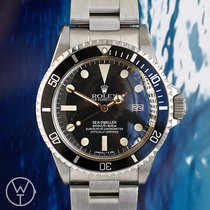 Rolex Sea-Dweller 1665 1980 ikinci el