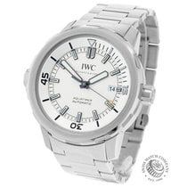 IWC Aquatimer Automatic Steel 42mm White