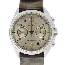 Hamilton Steel 42mm Automatic H76456955 new United States of America, New Jersey, Cresskill