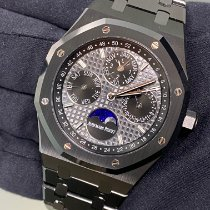 Audemars Piguet Royal Oak Perpetual Calendar new Automatic Watch with original box and original papers 26579CE.OO.1225CE.01
