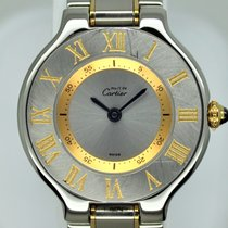 Cartier 21 Must de Cartier 1340 pre-owned