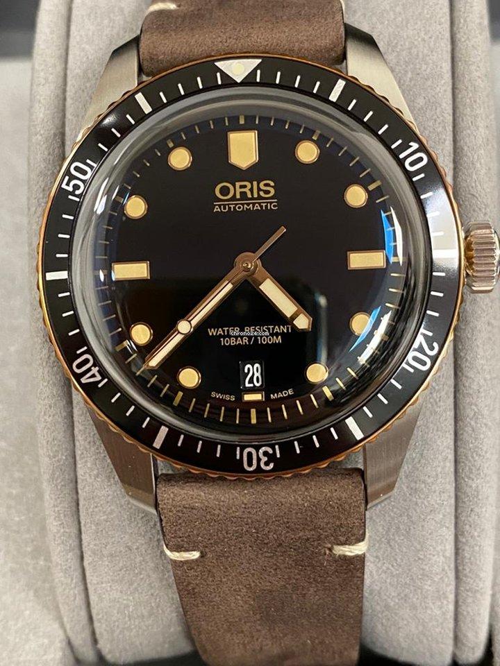Oris Divers Sixty Five 01 733 7707 4354-07 5 20 55 2020 new