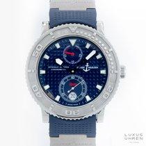 Ulysse Nardin Maxi Marine Diver новые Автоподзавод Часы с оригинальной коробкой 263-58