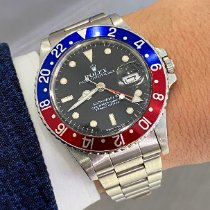 Rolex GMT-Master 16750 1988 pre-owned
