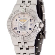 Breitling Galactic 30 Steel 30mm White Roman numerals United States of America, Pennsylvania, Willow Grove