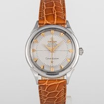 歐米茄 2852 鋼 1963 Constellation 34mm 二手