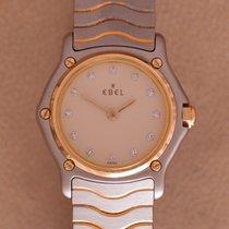 Ebel Classic Steel 23mm