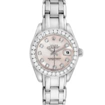 Rolex Lady-Datejust Pearlmaster 80299 2000 usados