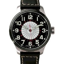 Zeno-Watch Basel OS Pilot Negru