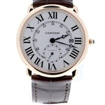 Cartier Ronde Louis Cartier new 2021 Automatic Watch with original box and original papers W6801005