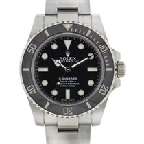 Rolex 114060 Steel Submariner (No Date) 40mm pre-owned United States of America, Florida, Boca Raton
